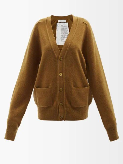 Goat - Heda Crepe Pencil Skirt - Womens - Black