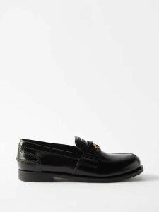 Raey - 1970s Tiger Shearling Coat - Womens - Brown