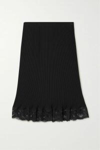 Marysia - Santaquin Lace-up Printed Linen Midi Dress - Pink