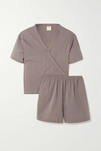 By Malene Birger - Hanso Cotton-blend Sweater - Navy