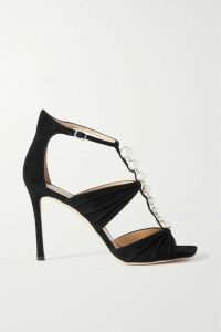Gucci - Sequin-embellished Wool Sweater - Black