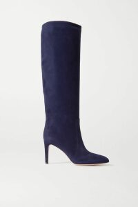 Roksanda - Bow-embellished Satin-trimmed Crepe Dress - Black