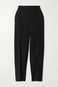 Equipment - + Tabitha Simmons Estille Asymmetric Floral-print Silk Crepe De Chine Dress - Off-white
