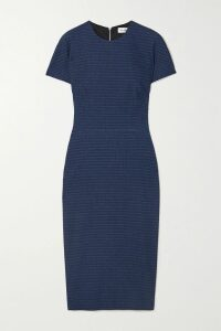 alice McCALL - Send Me A Postcard Floral-print Cotton And Silk-blend Midi Dress - Lilac
