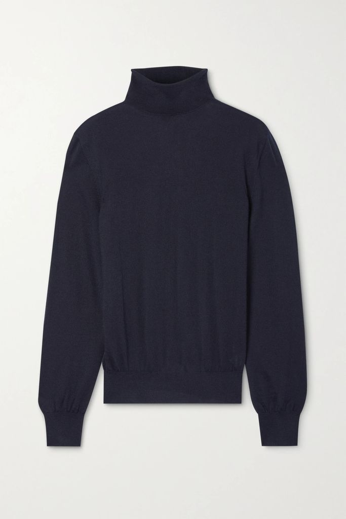 Fuzz Not Fur - Dark Knight Faux Fur Coat - Dark green