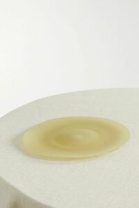 Chloé - Draped Checked Woven Trench Coat - Brown
