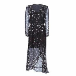 Ikks  NAINTYZ  women's Long Dress in Black