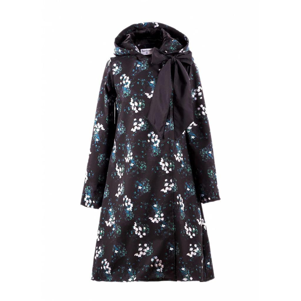 WtR - Serrano Red Velvet Wrap Jacket