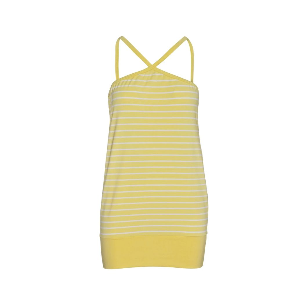 WtR - Mallarme Cream Wool Flared Midi Skirt