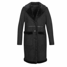 Oakwood  PORTOBELLO  women's Coat in Black