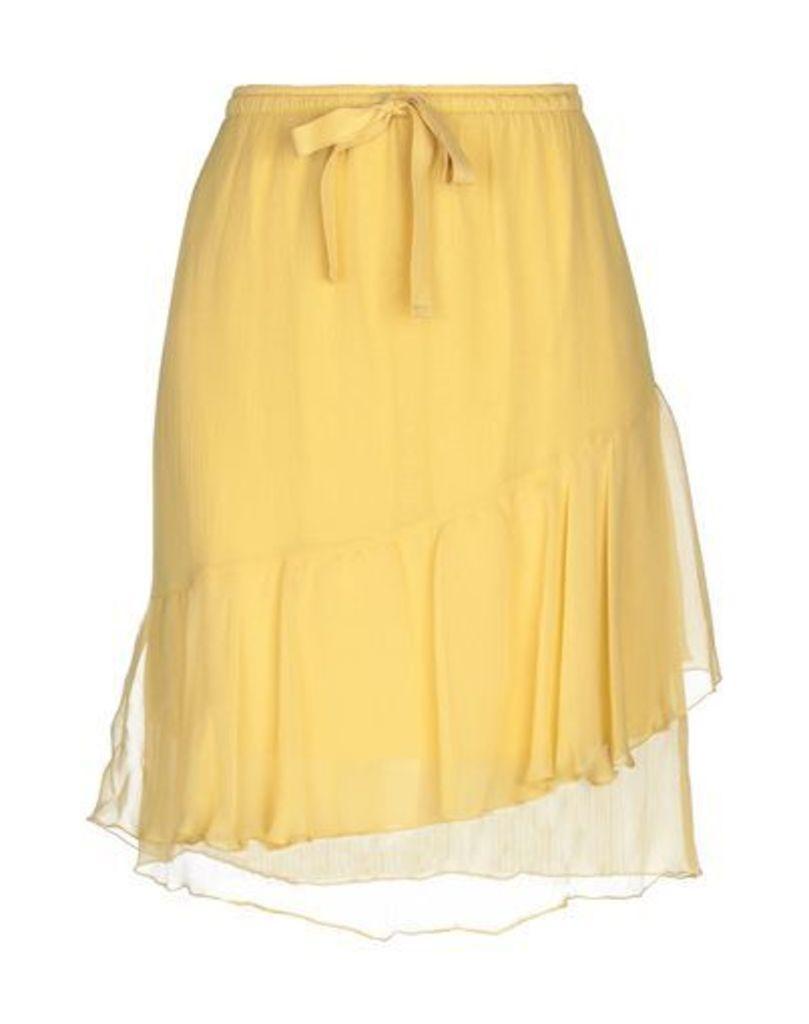 SEE BY CHLOÉ SKIRTS Knee length skirts Women on YOOX.COM
