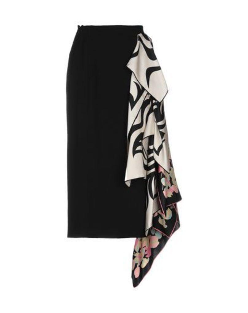 DRIES VAN NOTEN SKIRTS 3/4 length skirts Women on YOOX.COM