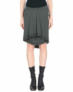 RICK OWENS SKIRTS Knee length skirts Women on YOOX.COM