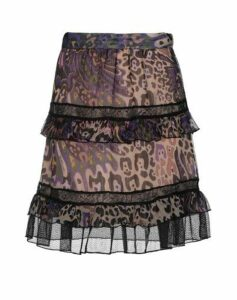 JUST CAVALLI SKIRTS Knee length skirts Women on YOOX.COM