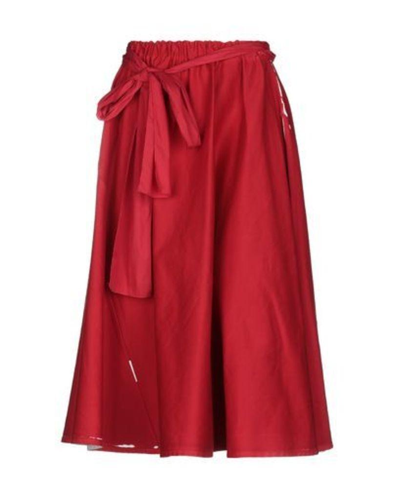 PRADA SKIRTS 3/4 length skirts Women on YOOX.COM