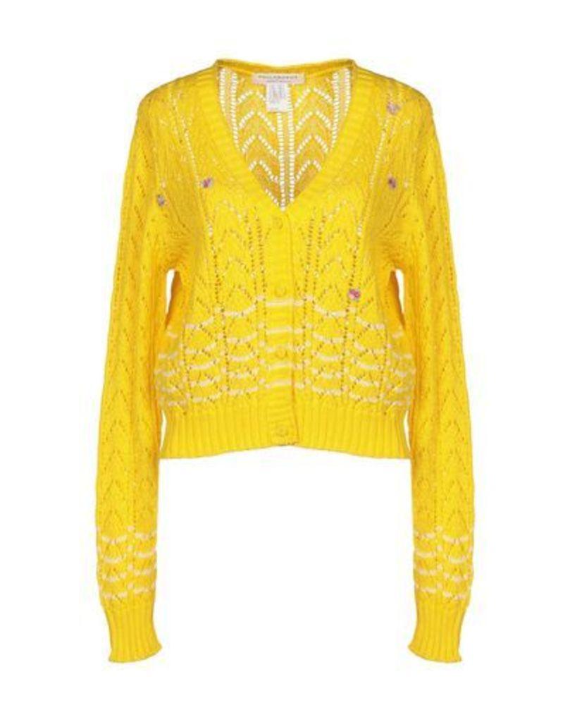 PHILOSOPHY di LORENZO SERAFINI KNITWEAR Cardigans Women on YOOX.COM