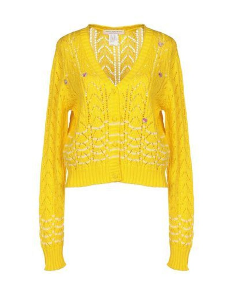 PHILOSOPHY di LORENZO SERAFINI KNITWEAR Cardigans Women on YOOX.COM