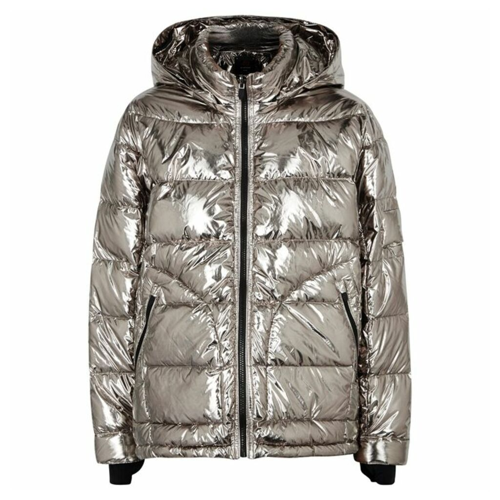 49WINTERS The Boxy Down Quilted Shell Jacket