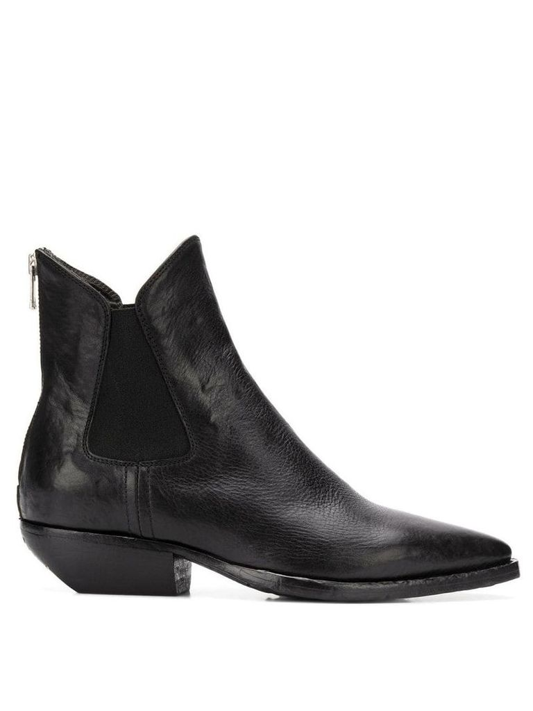 Officine Creative Astree boots - Black