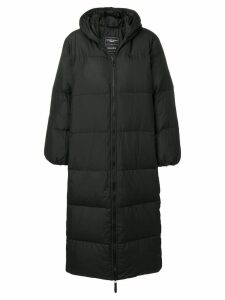 Duvetica Love puffer coat - Black