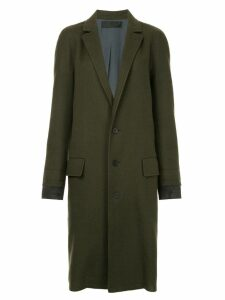 Haider Ackermann Reglan coat - Green
