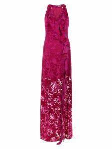 Tufi Duek long party dress - Pink
