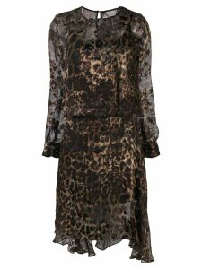 Preen By Thornton Bregazzi Andrea dress - Brown