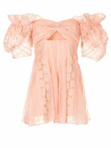 Alice Mccall Sunday Rose dress - Orange