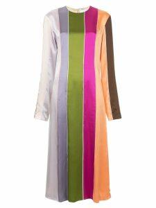Walk Of Shame striped dress - Multicolour