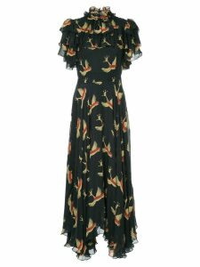 Macgraw Cathedral dress - Black