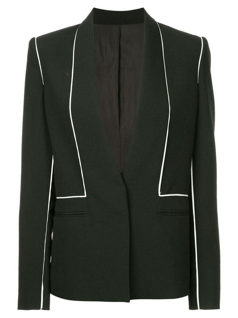 Dion Lee outline detail blazer - Black