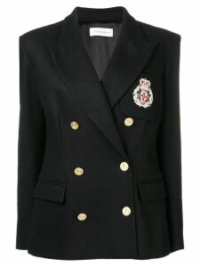 Faith Connexion double-breasted blazer - Black