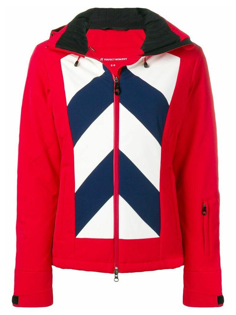 Perfect Moment Tignes jacket - Red