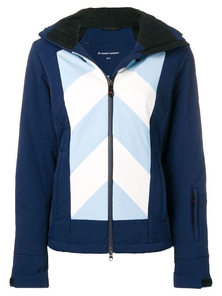 Perfect Moment Tignes jacket - Blue
