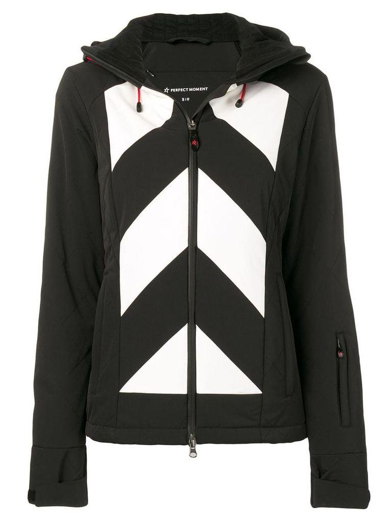 Perfect Moment Tignes jacket - Black
