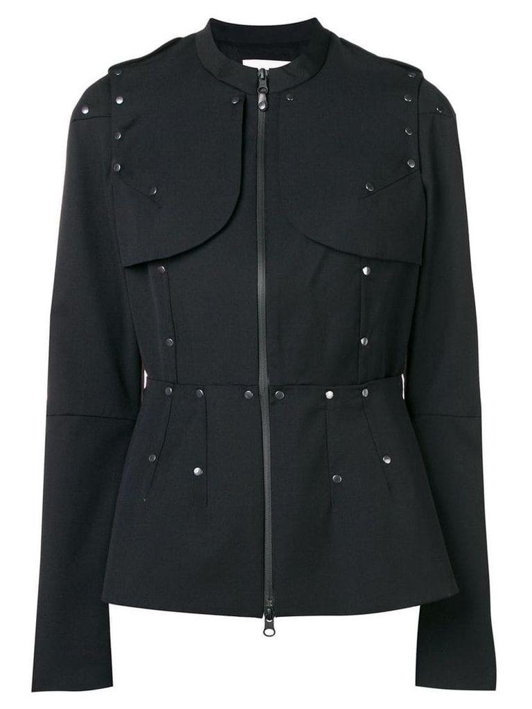 A.F.Vandevorst Visible jacket - Black