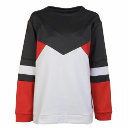 Calvin Klein Performance Panel Block Sweatshirt