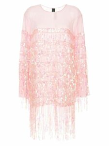 Romance Was Born Angel Dribble top - Pink
