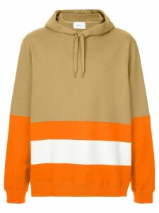 Ports V hooded sweatshirt - Brown
