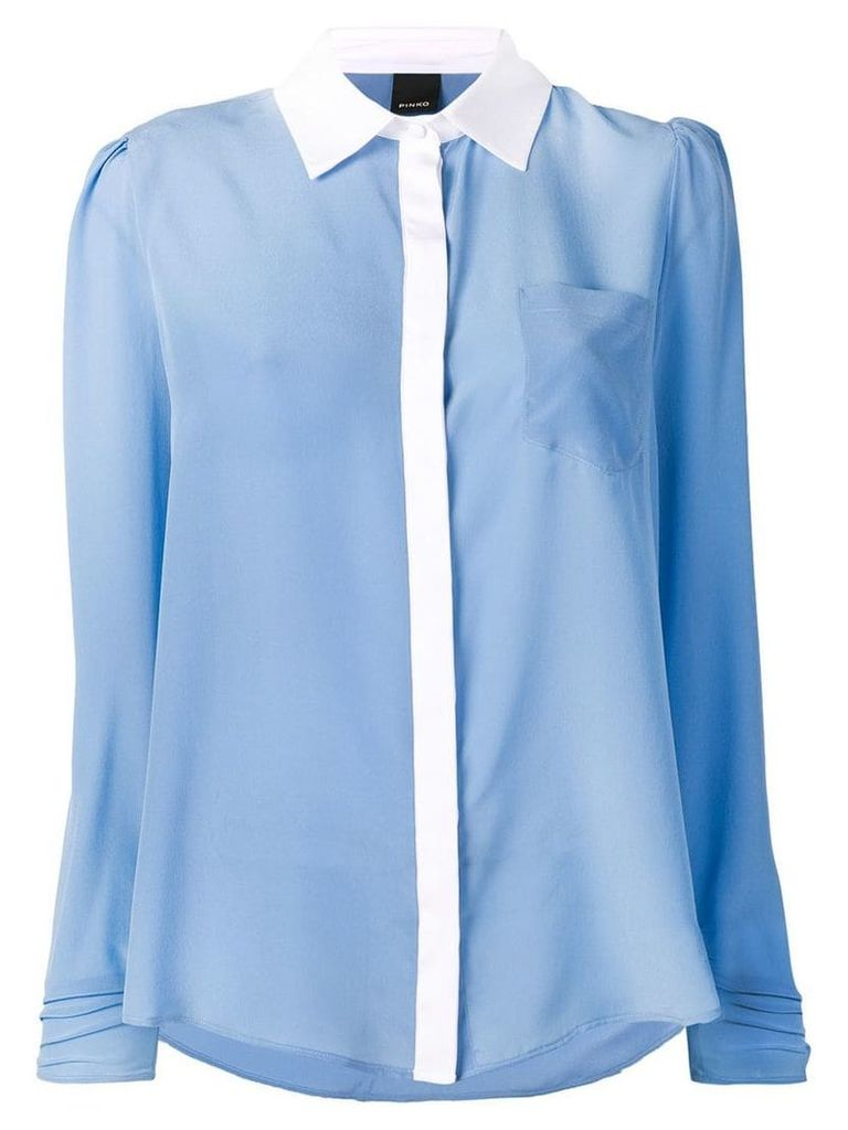 Pinko button down shirt - Blue