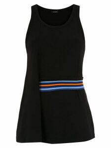 Tufi Duek printed shirt - Black