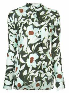 Christian Wijnants floral print shirt - Multicolour