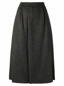 Stephan Schneider chignon midi skirt - Brown
