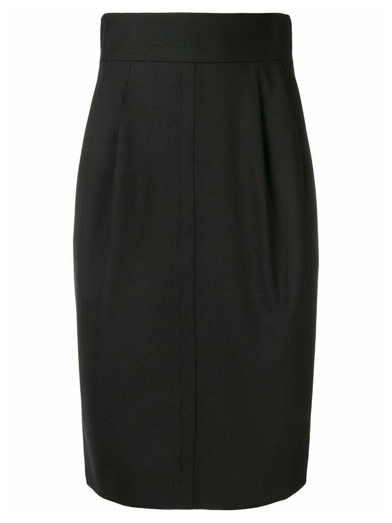 Marc Jacobs knee-length pencil skirt - Black