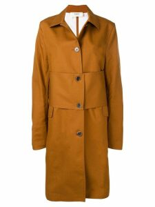 Ports 1961 single-breasted trench coat - Brown