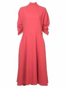 Emilia Wickstead flared dress