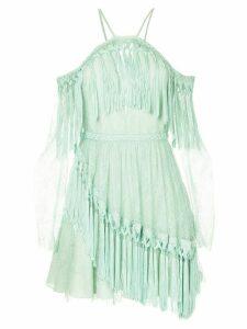 Alice Mccall She's Cosmic dress - Green
