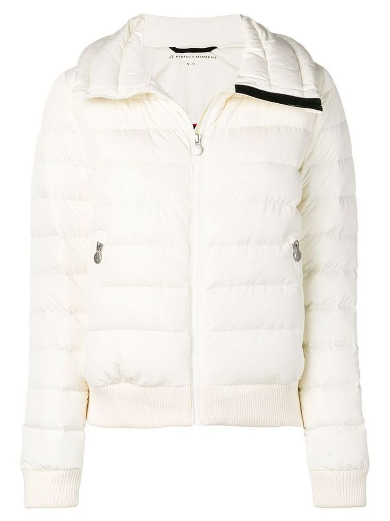 Perfect Moment Queenie jacket - White