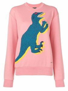 PS Paul Smith dinosaur sweatshirt - Pink