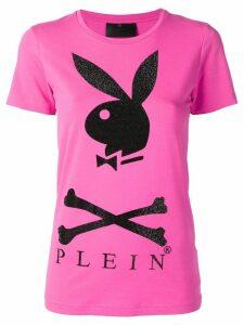 Philipp Plein 'Playboy x Plein' T-shirt - Pink